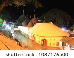 Small photo of Famouse Kamakhya Temple known as Shakti Peeth of Maa Shakti situated in Nilachal hills in Guwahati City of Assam