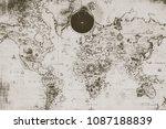 vinnitsa  ukraine   march 10  ...   Shutterstock . vector #1087188839