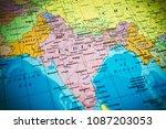 vinnitsa  ukraine   march 10  ... | Shutterstock . vector #1087203053