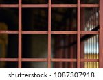 metal rusty.  focused metal... | Shutterstock . vector #1087307918
