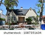 modern homes and estates.... | Shutterstock . vector #1087351634