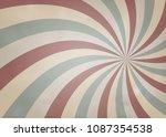 retro pattern a vintage...   Shutterstock .eps vector #1087354538