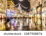 vienna  austria   nov 26  2010  ...   Shutterstock . vector #1087508876