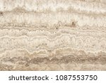 natural marble travertine is...   Shutterstock . vector #1087553750