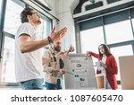 professional business...   Shutterstock . vector #1087605470