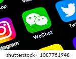 sankt petersburg  russia  may... | Shutterstock . vector #1087751948