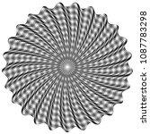 abstract randomly generated... | Shutterstock .eps vector #1087783298