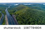 Small photo of Pacific Highway at Berowra, Sydney, Australia