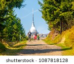 liberec  czech republic   april ... | Shutterstock . vector #1087818128