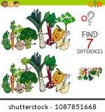 cartoon illustration of finding ...   Shutterstock .eps vector #1087851668