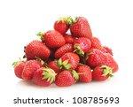 Sweet Ripe Strawberries...