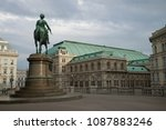 vienna  austria   april 26 ... | Shutterstock . vector #1087883246