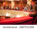 Classical Opera Hall With...