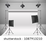 vector realistic illustration... | Shutterstock .eps vector #1087913210
