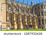 windsor  uk   may 5  2018  st.... | Shutterstock . vector #1087932638