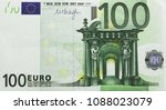 one banknote 100 euros