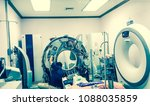 maintenance engineer repairing...   Shutterstock . vector #1088035859