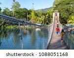 bohol island  philippines   apr ... | Shutterstock . vector #1088051168