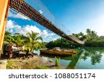 bohol island  philippines   apr ... | Shutterstock . vector #1088051174