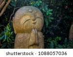 Small Statues Of Baby Buddha At ...