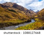 the magnificent landscape of... | Shutterstock . vector #1088127668