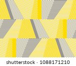 complex geometric stripes... | Shutterstock .eps vector #1088171210
