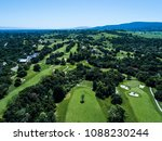 aerial photograph of blue sky... | Shutterstock . vector #1088230244