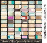 vector large set of 60 highly... | Shutterstock .eps vector #108825278