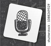 icon idea art | Shutterstock .eps vector #1088269529
