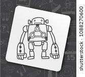 icon idea art | Shutterstock .eps vector #1088270600
