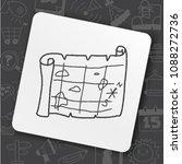 icon art idea | Shutterstock .eps vector #1088272736