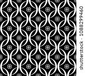 abstract seamless pattern of... | Shutterstock .eps vector #1088299460
