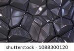 vibrant crystal texture....   Shutterstock . vector #1088300120