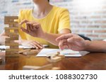 group of business creative... | Shutterstock . vector #1088302730