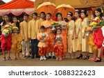 kampong tom  cambodia. 04 10... | Shutterstock . vector #1088322623