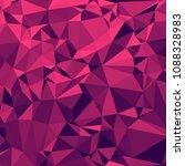 shiny polygonal background in...   Shutterstock .eps vector #1088328983