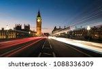 big ben  one of london... | Shutterstock . vector #1088336309