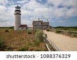 highland light  cape cod... | Shutterstock . vector #1088376329
