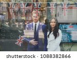 london  uk   may 11th 2018 ... | Shutterstock . vector #1088382866