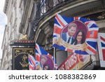 london  uk   may 11th 2018 ... | Shutterstock . vector #1088382869