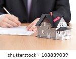 real estate concept  ... | Shutterstock . vector #108839039