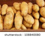 potato | Shutterstock . vector #108840080