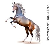 vector photo realistic silver...