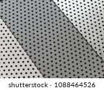 metal acoustic panels with... | Shutterstock . vector #1088464526