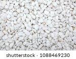 marble white pebbles.... | Shutterstock . vector #1088469230