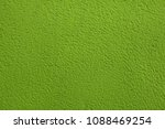green painted stucco wall.... | Shutterstock . vector #1088469254