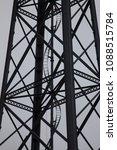 piece of the metallic dom luis... | Shutterstock . vector #1088515784