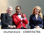 Small photo of LOS ANGELES - MAY 10: Fred Grandy, Ted Lange, Jill Whelan at the Princess Cruises Friend of the Hollywood Walk Of Fame event at Dolby Theater on May 10, 2018 in Los Angeles, CA