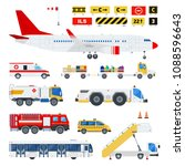 Aircraft And Airport...