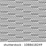 abstract geometric seamless... | Shutterstock .eps vector #1088618249